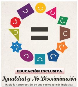 POR UNA EDUCACIÓN INCLUSIVA NO DISCRIMINATORIA