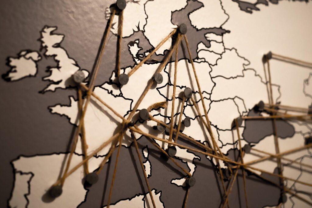 Trèvol en Europa